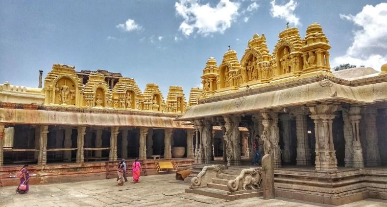 Virupaksha Temple Complex, Hampi