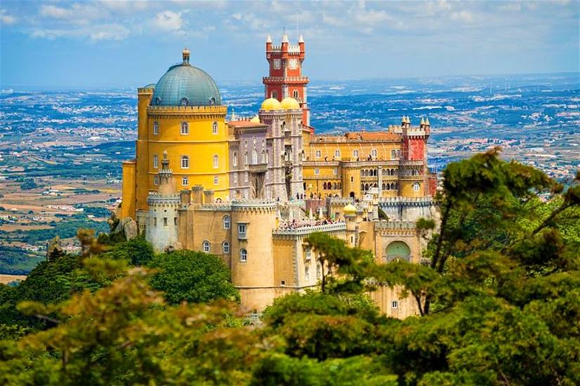Royal Pena National Palace