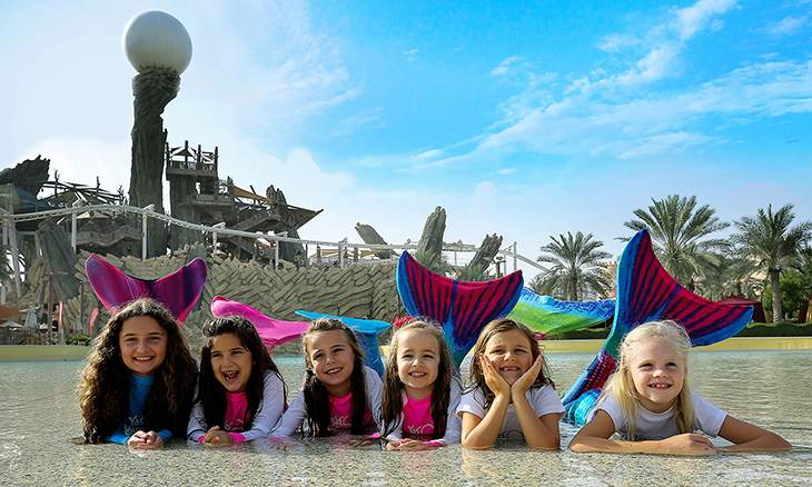 things to do with kids in Abu Dhabi