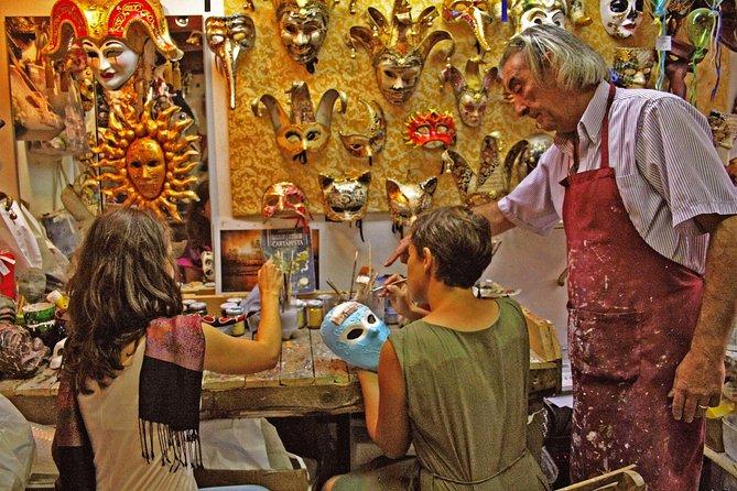 Venetian Mask Making Workshop