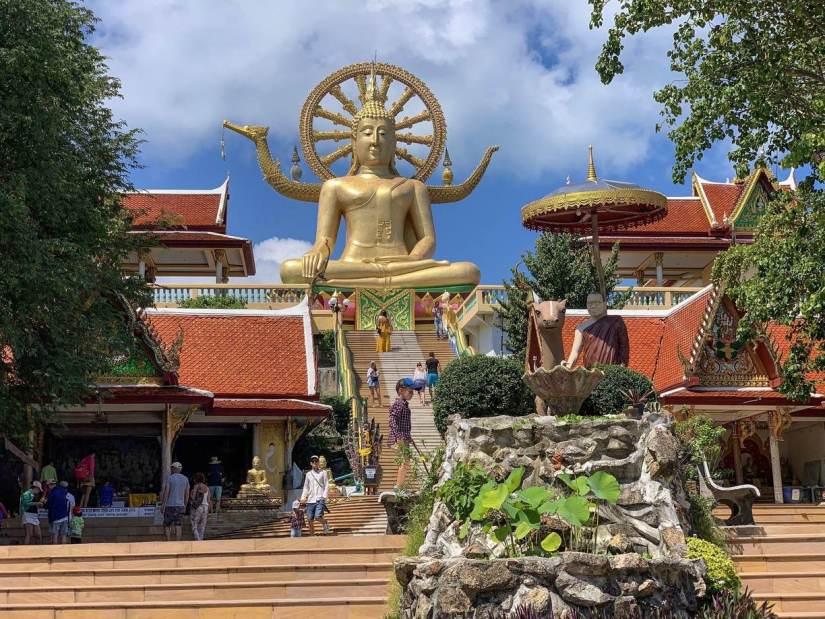 Koh Samui Big Buddha Temple