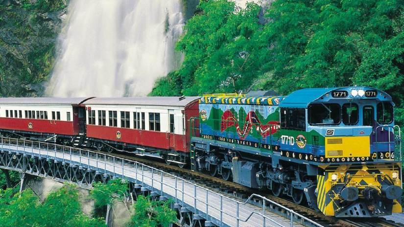 Kuranda Scenic Railway Heritage