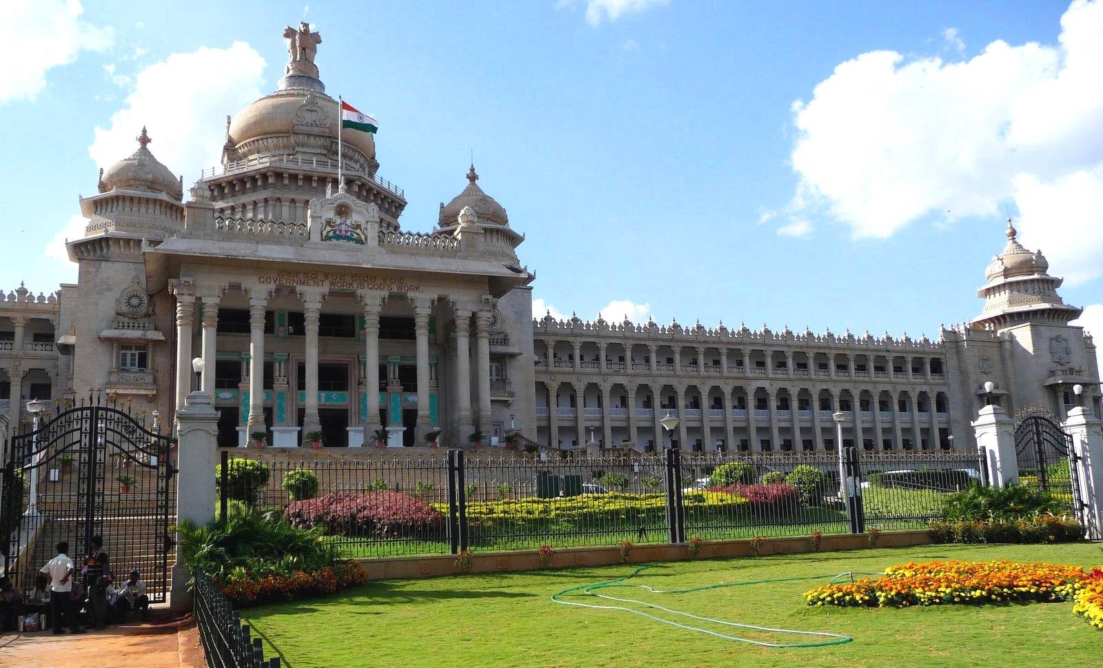 Mapio.net Karnataka Parliament in Bangalore
