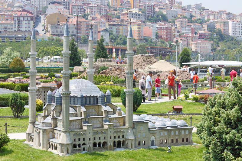 Miniaturk Museum in Istanbul