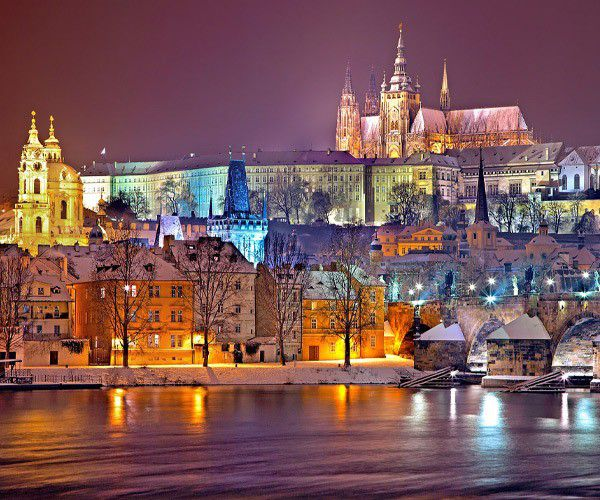 Beautiful Prague Castle