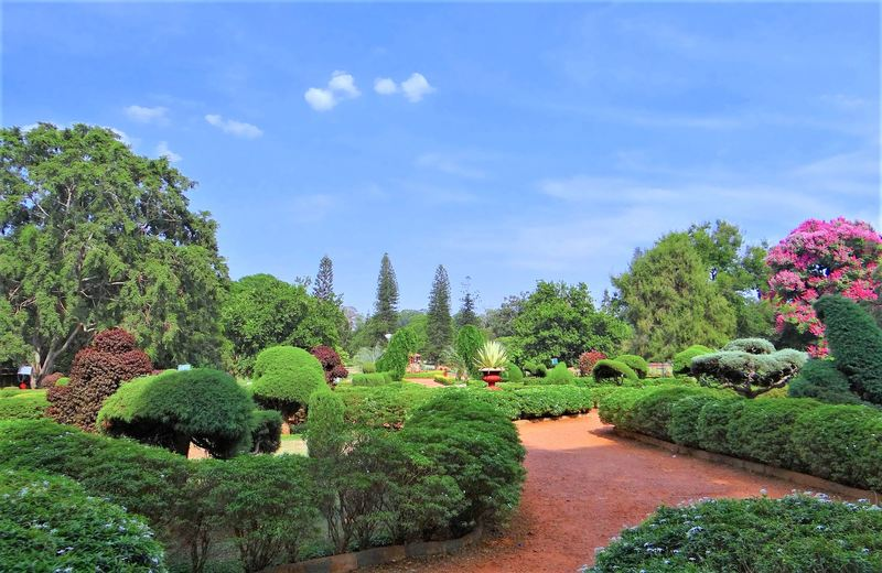 The Lalbagh Botanical Garden bangalore