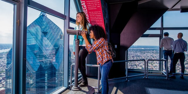 One Liberty Observation Deck