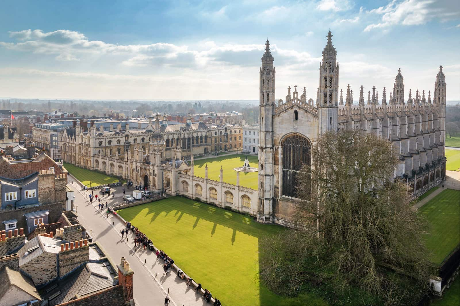 overview of Cambridge University