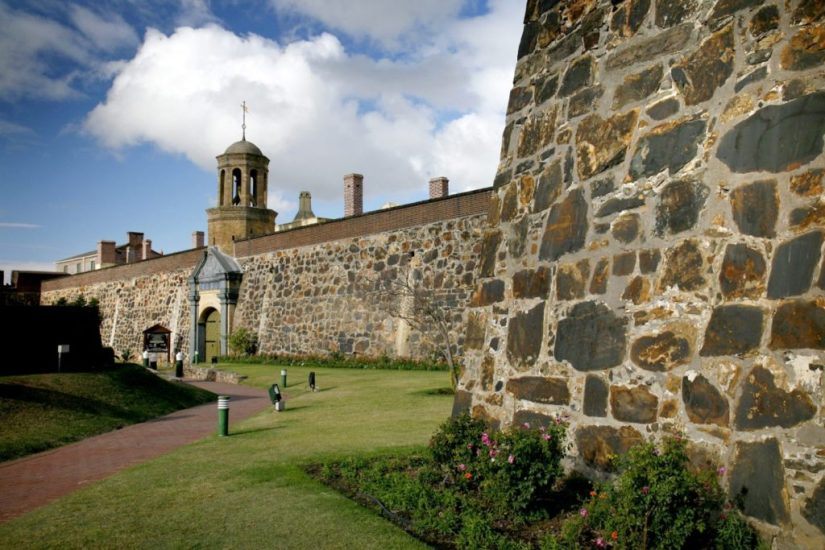 Castle of Good Hope in cape town