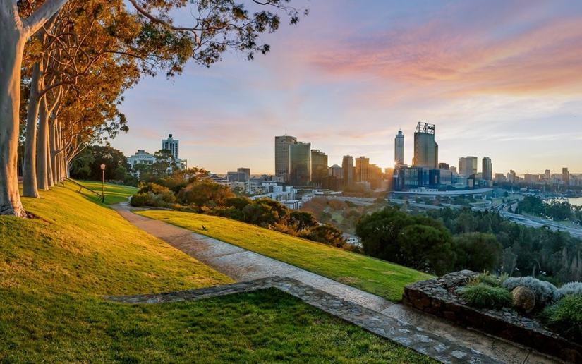 Kings Park Botanic Garden