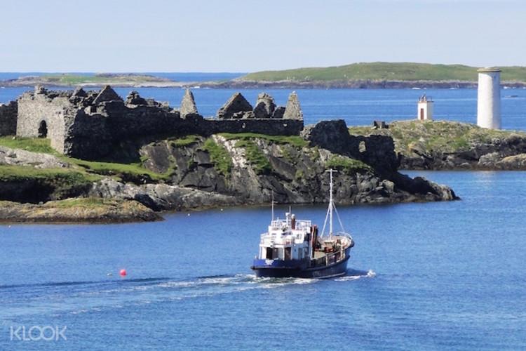 Galway Inishbofin Island