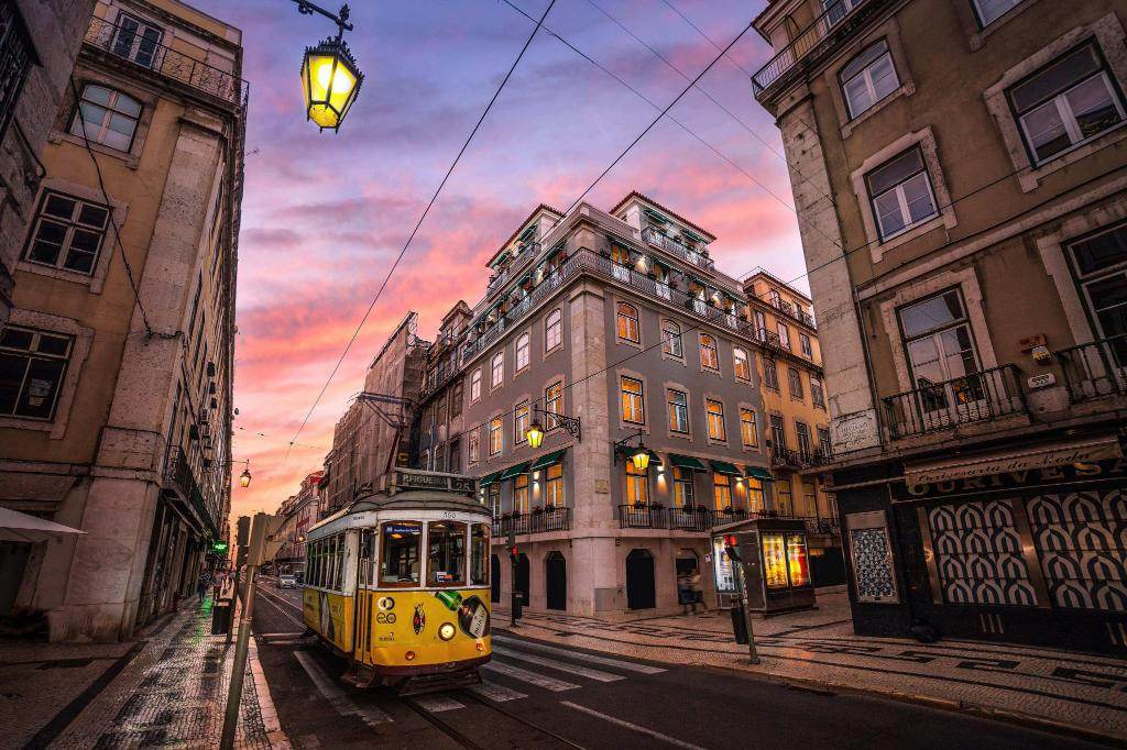family hotels in Lisbon