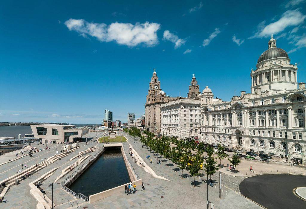 family hotels in Liverpool