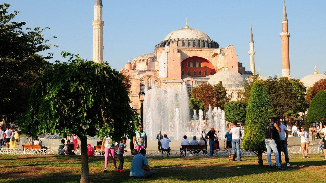 20 мест, которые стоит посетить в Стамбуле - Подборки