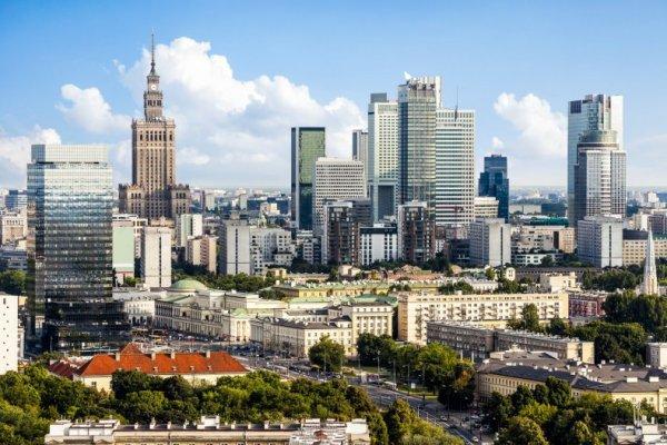 Варшава. Население Варшавы. Где находится Варшава. География.