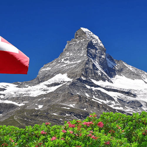 Switzerland Self-Drive Tour Holiday Package