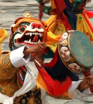 mask dancer