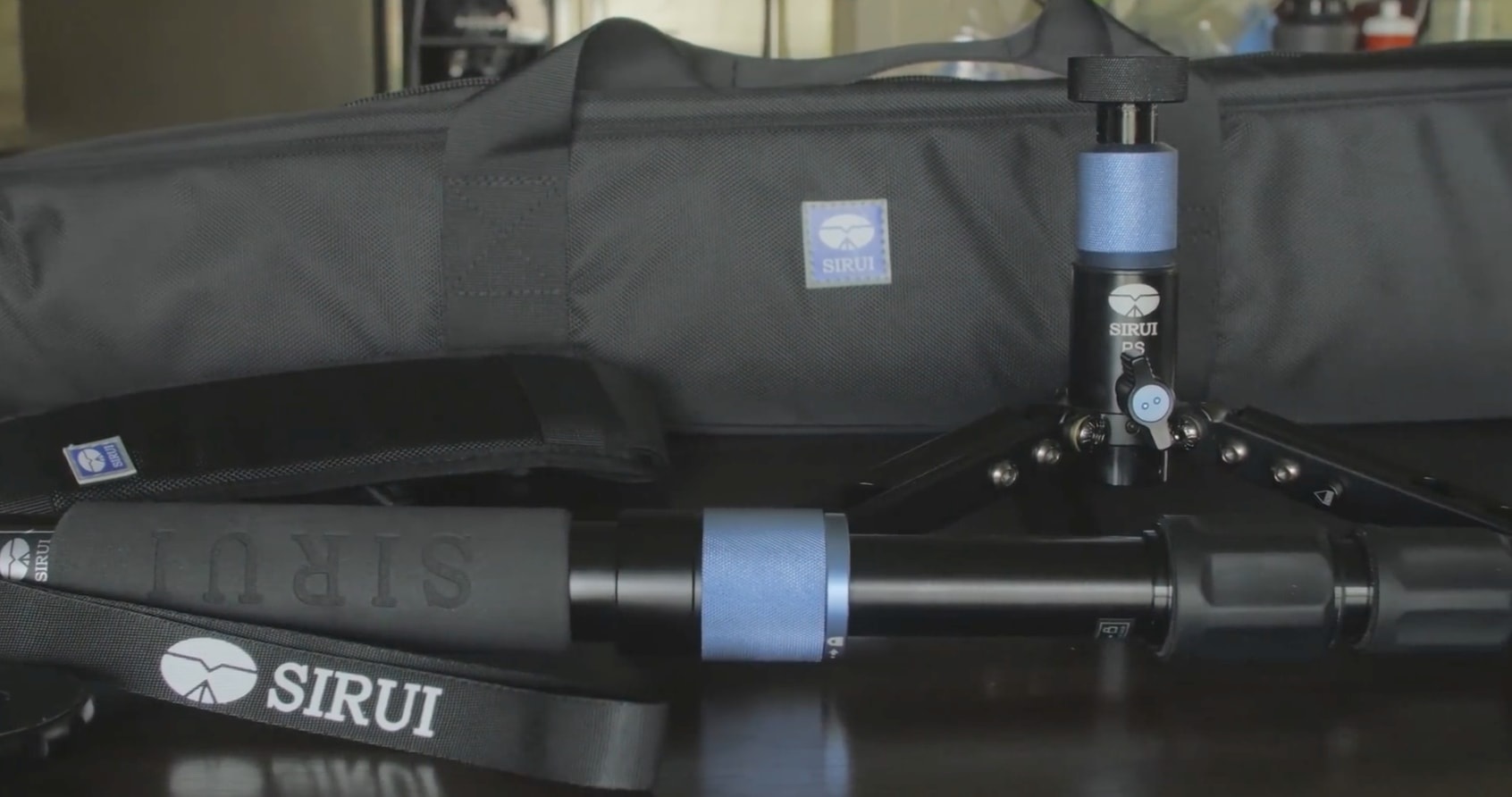 Sirui SUP204SR Monopod Best Monopods For Sports Photography