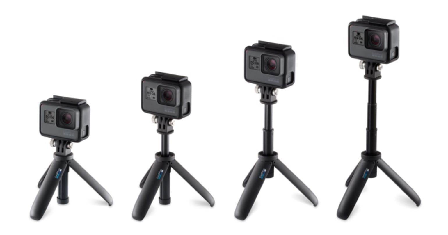 Top 5 Best Gopro Tripods Of 2019 Reviews Tripodyssey