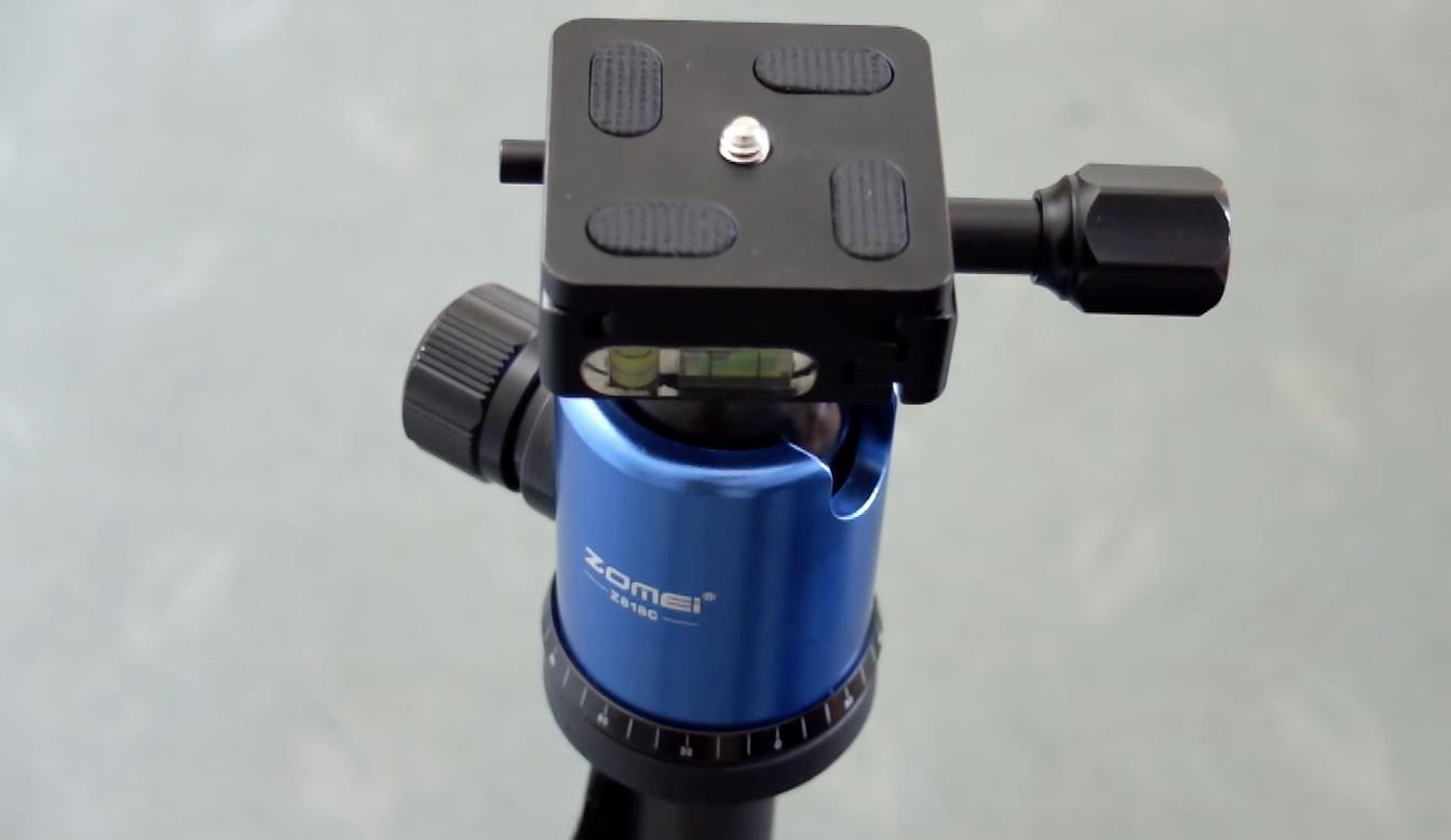 Zomei Z818C Tripod/Monopod tripod head
