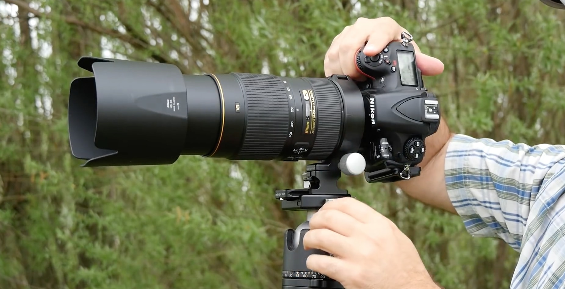 Top 3 Best Tripods For 400, 500 & 600mm Lenses