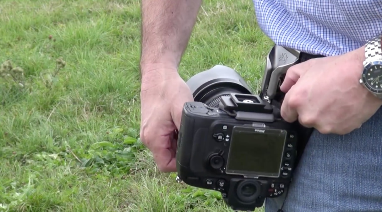 How a camera holster can benefit your photography