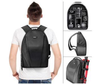 Vivitar Camera Backpack Bag For DSLR Camera 80D