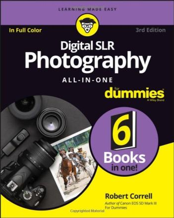 Digital SLR Photography All-in-One for Dummies Review