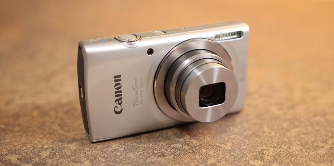 Canon PowerShot ELPH 180 Digital CameraReview