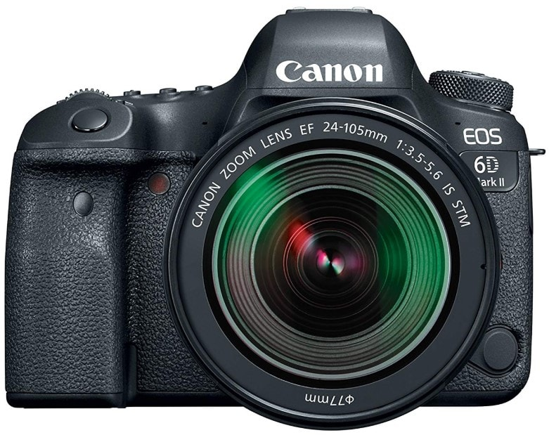 Canon EOS 6D Mark II with EF 24-105mm is STM Lens - WiFi Enabled Review