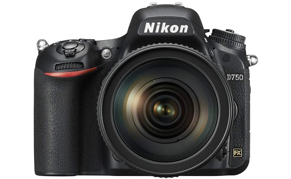 Nikon D750 FX-format Digital SLR Camera w/ 24-120mm f/4G ED VR Auto Focus-S NIKKOR Lens Review