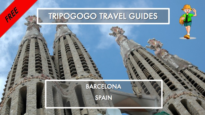 Barcelona, Spain, Europe – Free Travel Guide Book