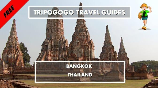 Bangkok Free PDF Guide Book