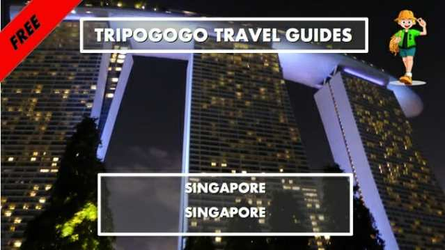 Singapore Free PDF Travel Guide Book