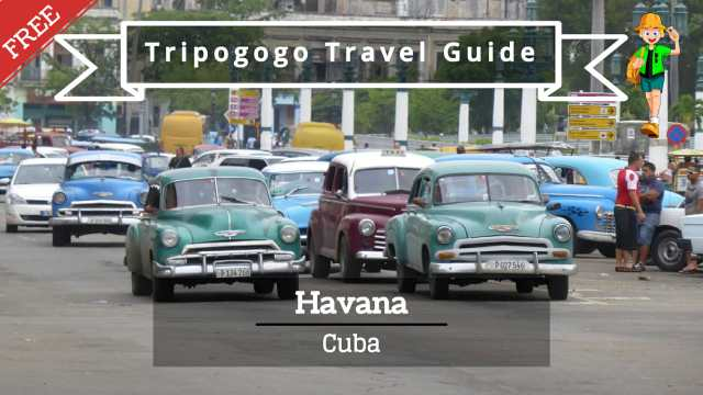 Havana Cuba - Free PDF Travel Guide Book.