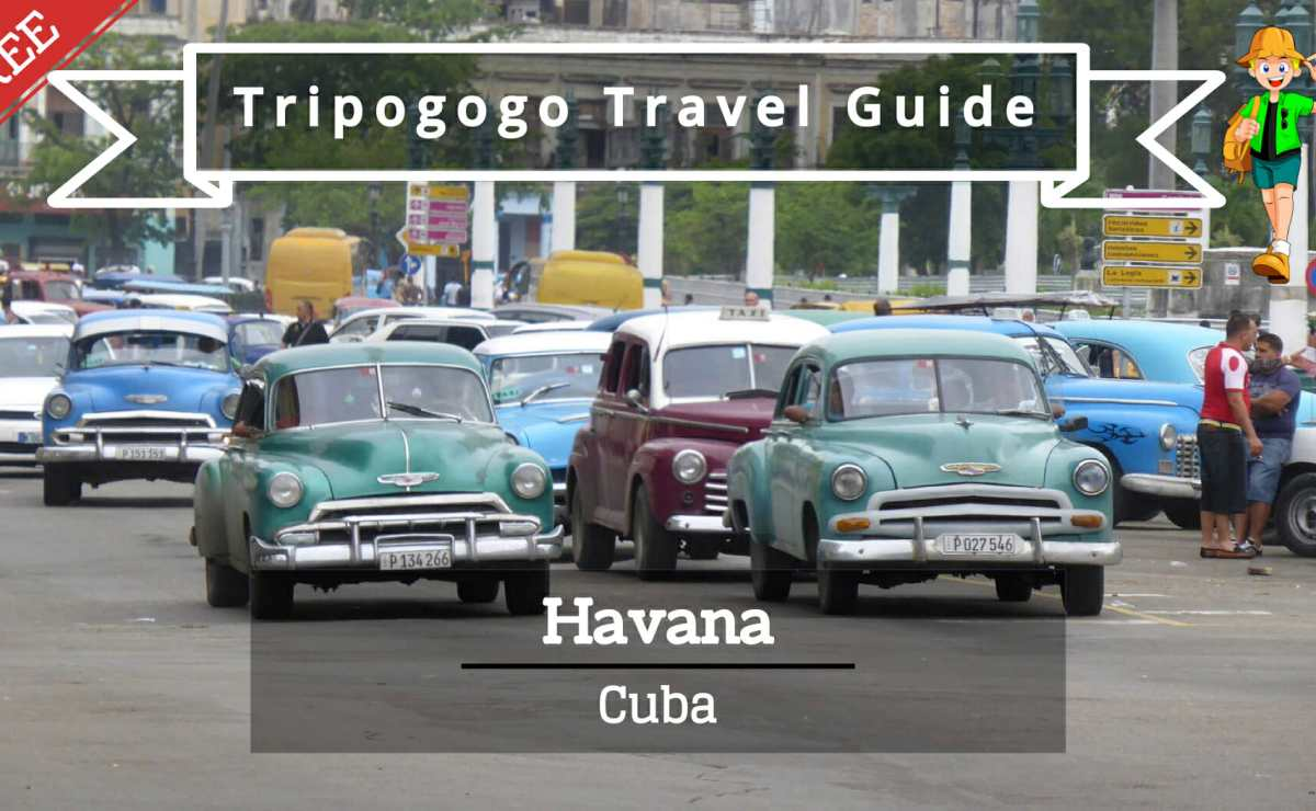 Havana Cuba - Free PDF Travel Guide Book.