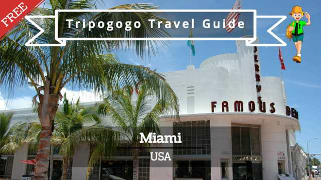Miami, USA - Free PDF Travel Guide