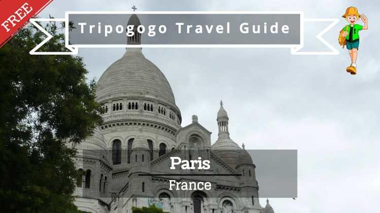 Paris France - Free PDF Travel Guide Book