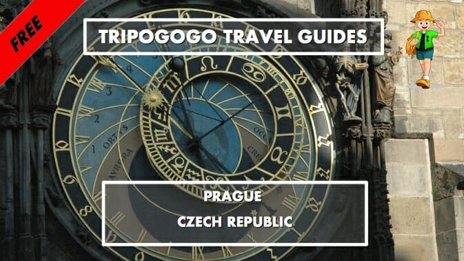 Prague Czech Republic Free Download PDF Guide Book