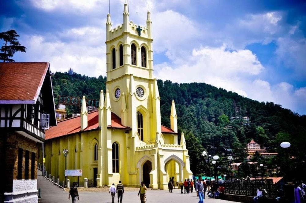 Christ Church at Ridge, Shimla