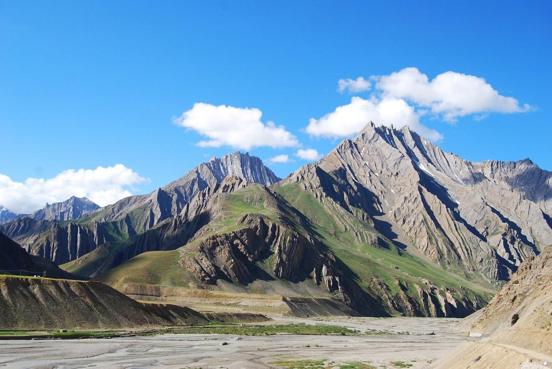 Pin river basin of Pin valley