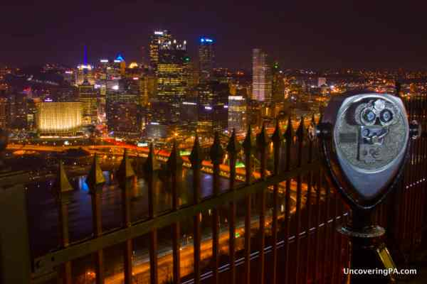 Urban Vistas Around the World - Pittsburgh, Pennsyvlania