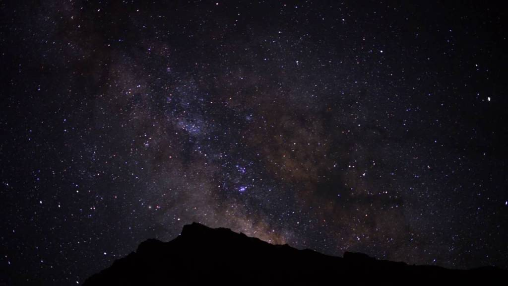 Spiti valley - Stargazing