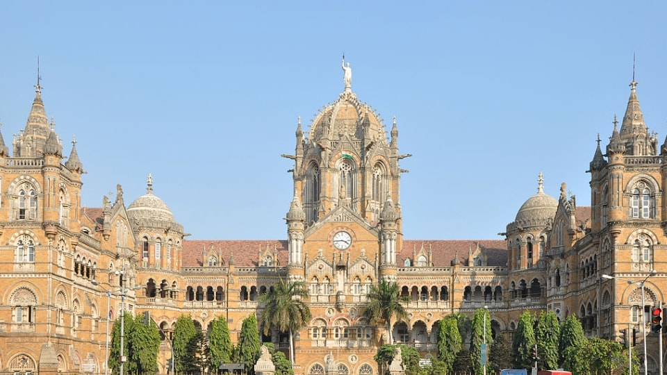Chhatrapati Shivaji Terminus monuments in india