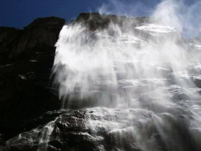 Badri Falls, Solan