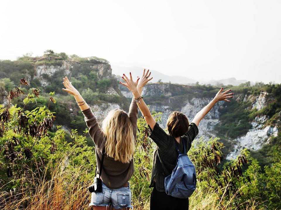 Bachelorette Party Destinations for Nature-Loving Girls