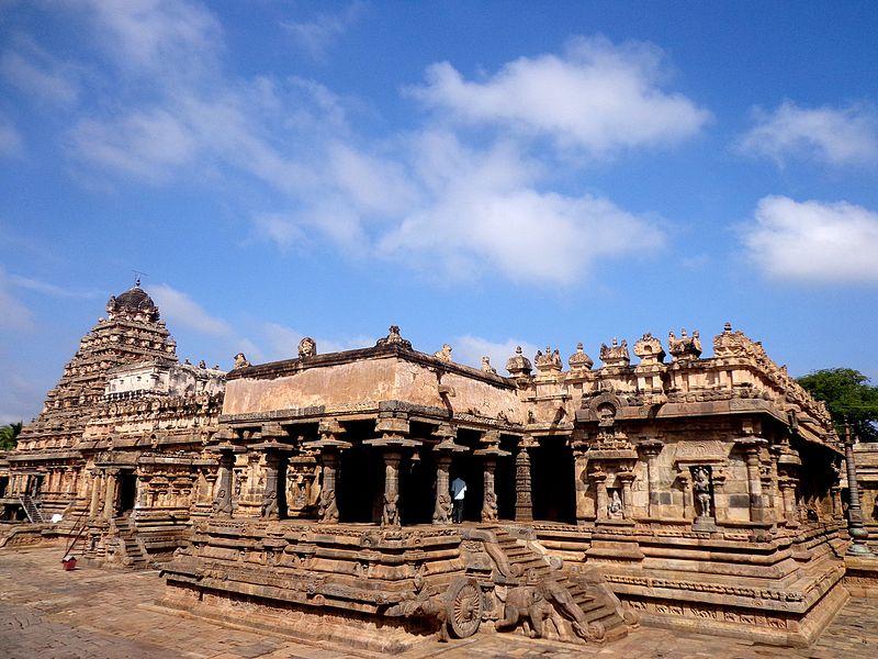Airavatesvara Temple - Darasulam, Tamil Nadu