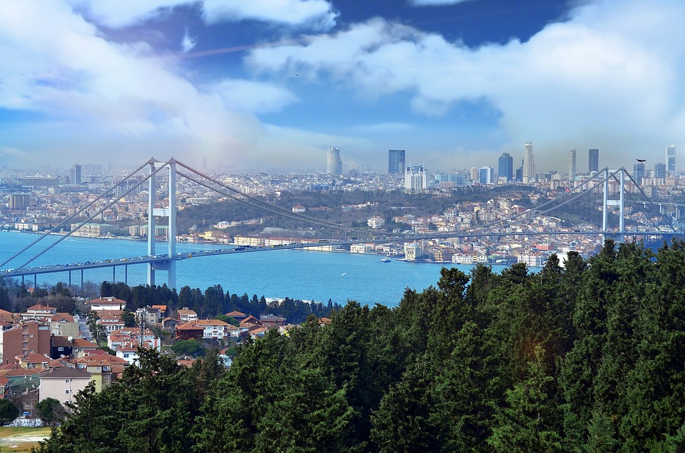 turkey the most visited country