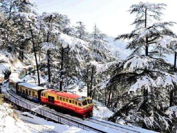Kalka–Shimla Toy Train