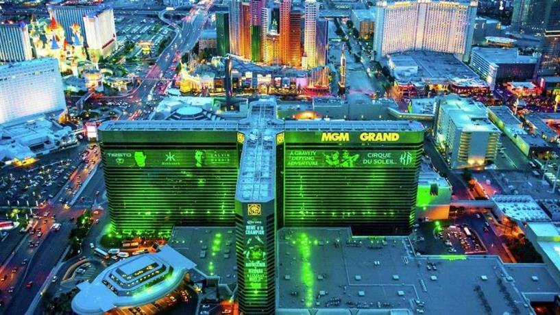 The MGM Grand, Las Vegas